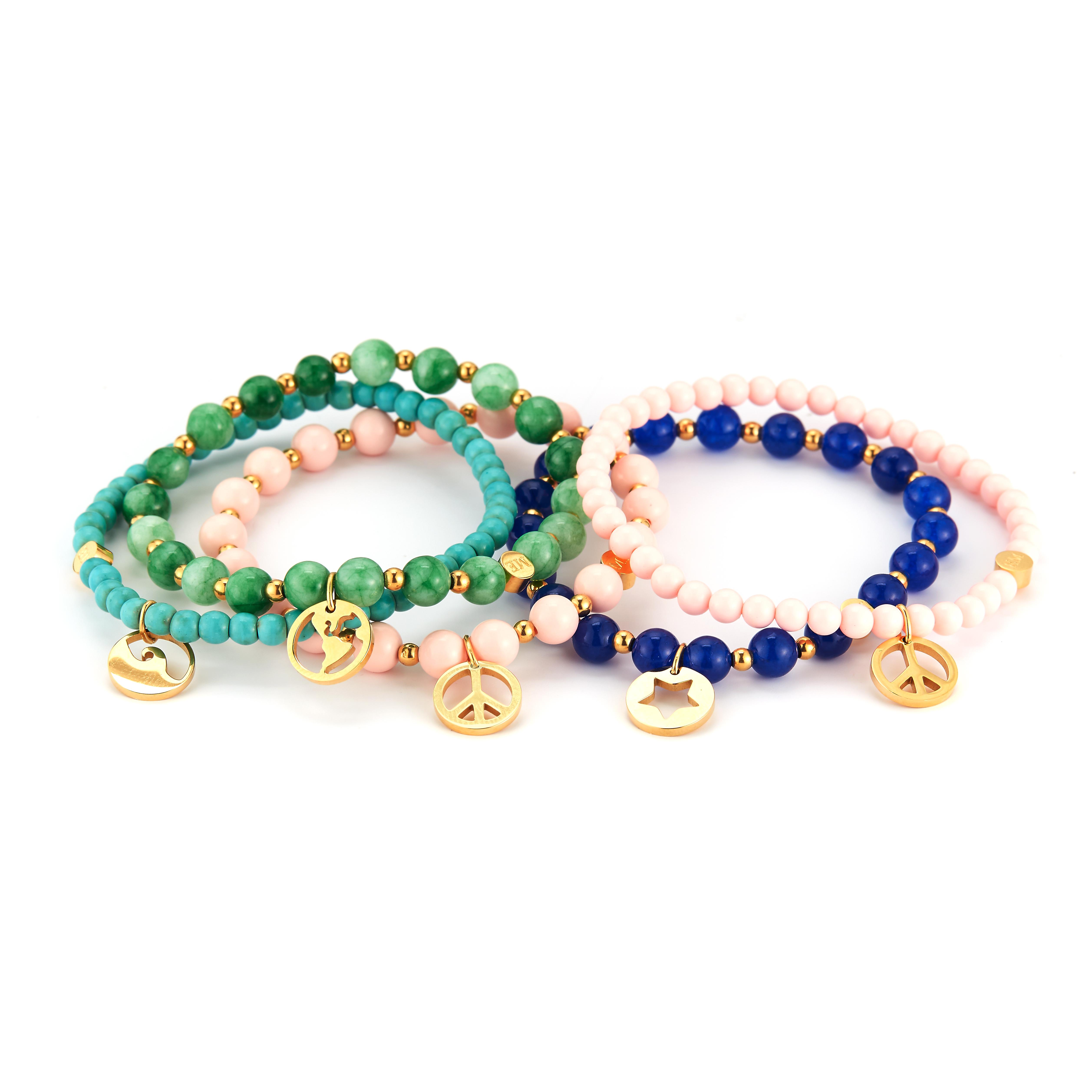 Bead bracelets2