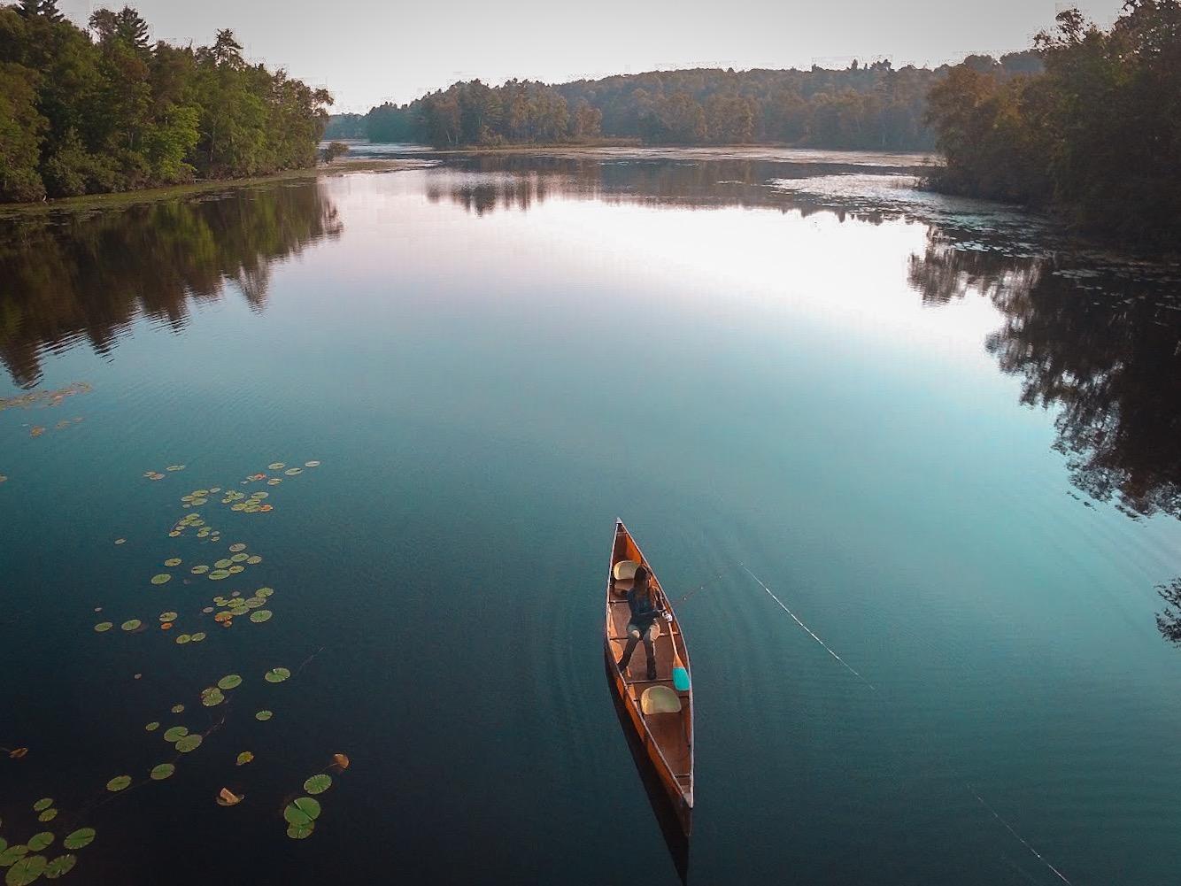 Fishing aerial