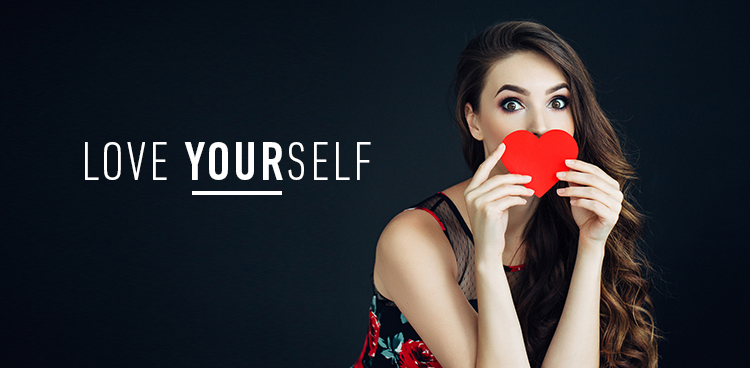 Self love banner blog