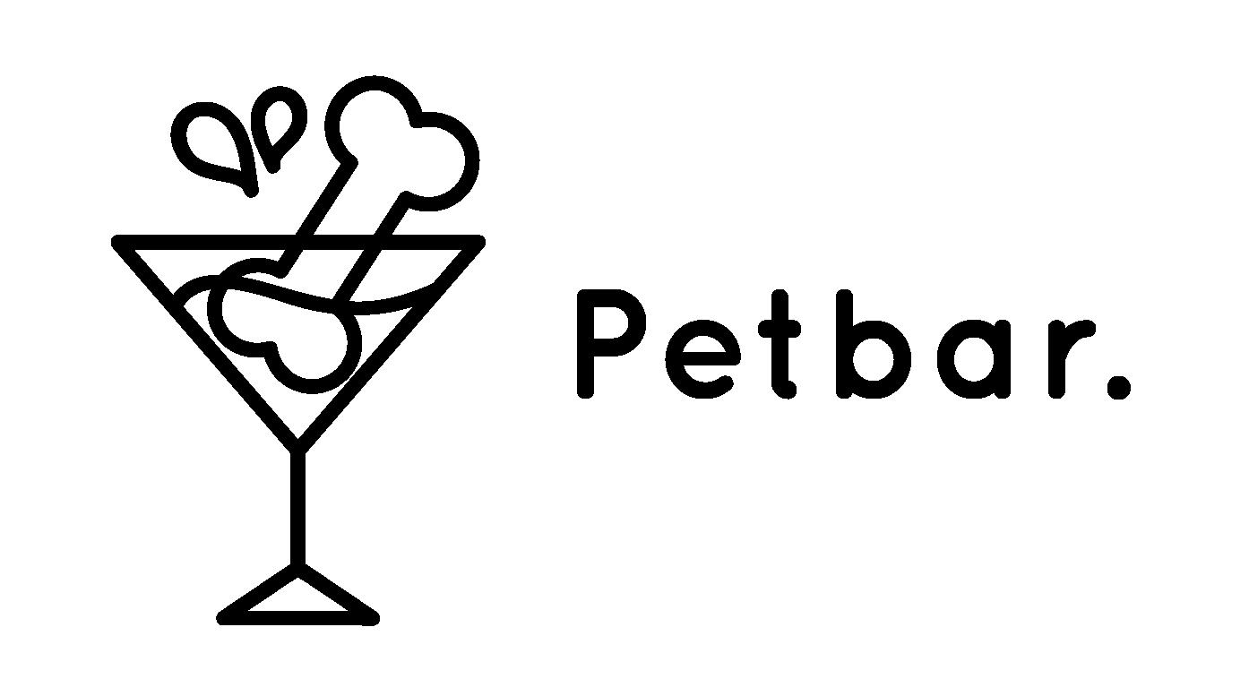 Petbar logo landscape black