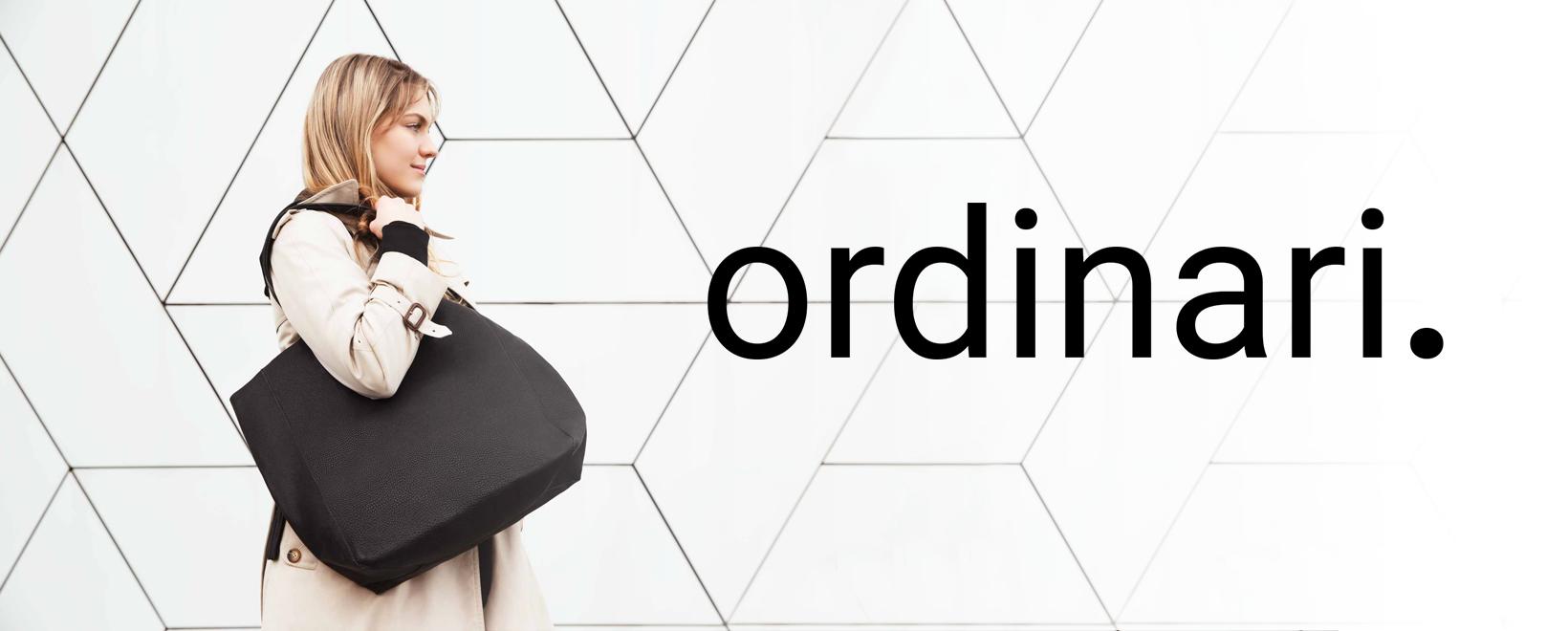 Modele facebook cover ordinari gradient shopper bag noir fond mosaique