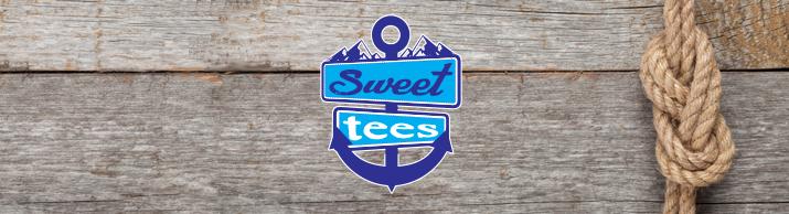 Sweet tees background