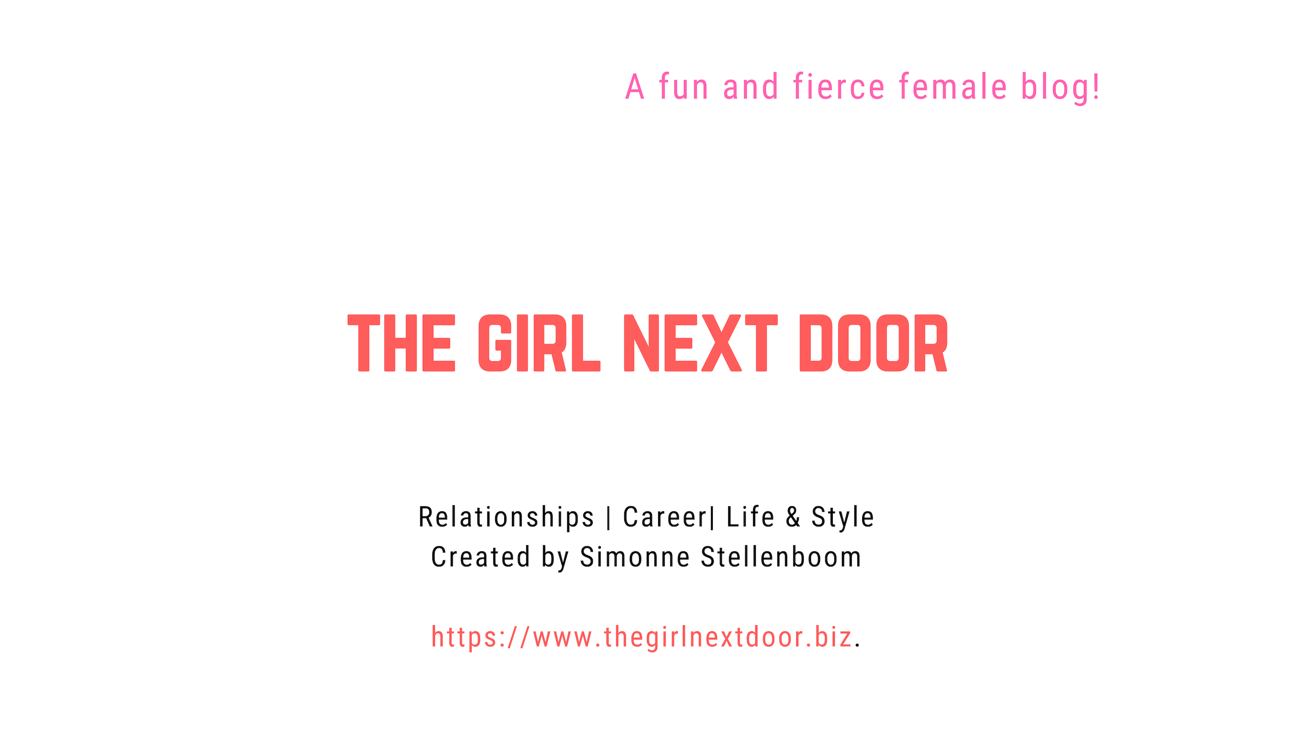 A fun and fierce female blog   4