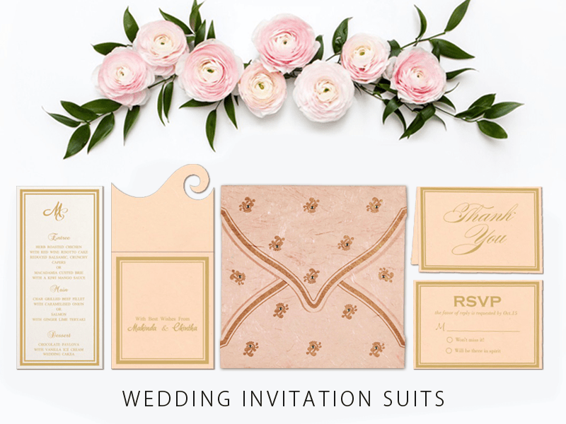 Wedding invitation stationery suite   123weddingcards