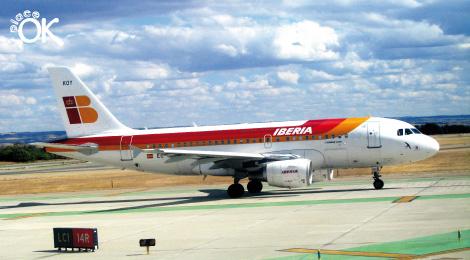 @placeok's cover photo for 'Vuelos a España desde Sudamérica con Iberia - placeOK'