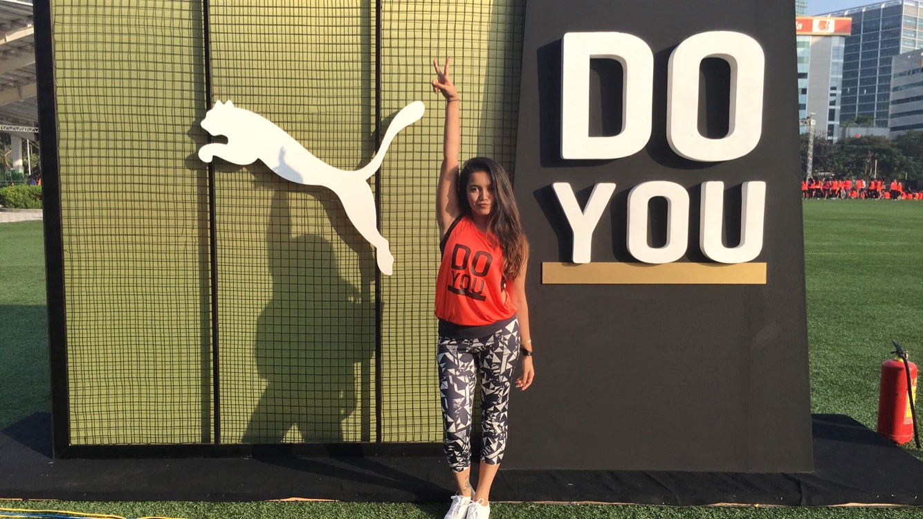 @ritikakuniyal's cover photo for 'PUMA #DoYou Movement - Guinness World Record - THE MEOW CODE'