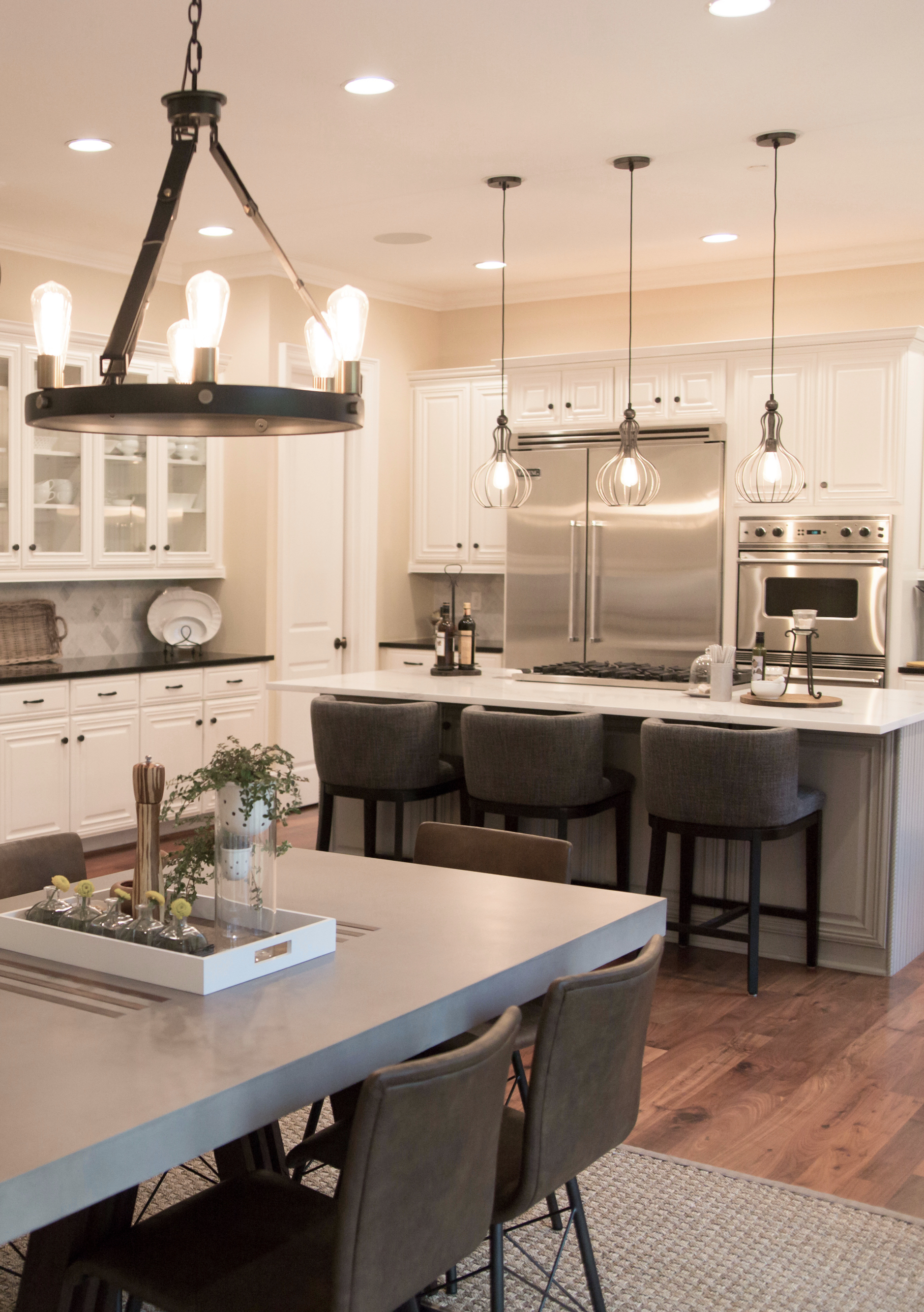 @kamigrayinteriors's cover photo for 'Kitchen and Great Room Makeover - Kami Gray Interior Design'
