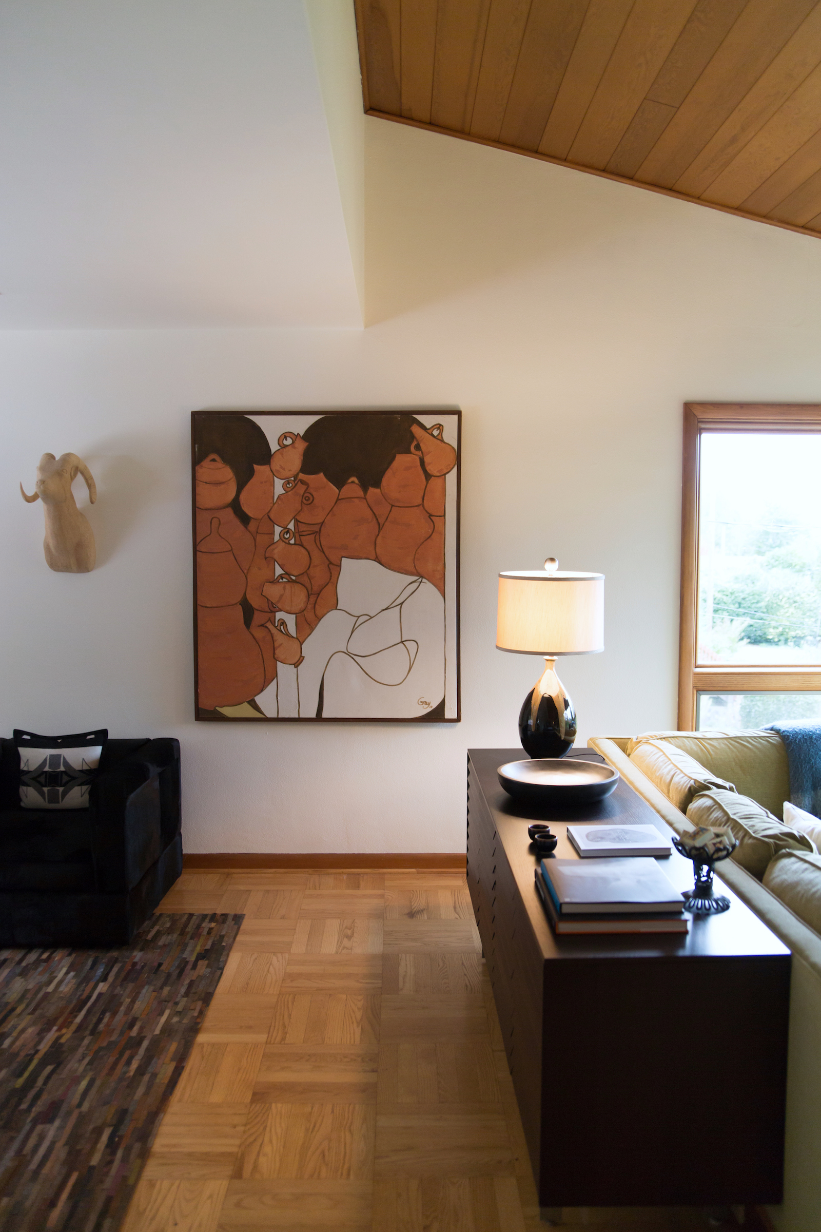 @kamigrayinteriors's cover photo for 'Mid-Century Modern Remodel in Portland Oregon'