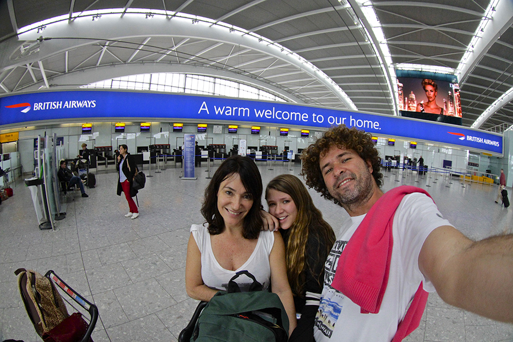 @jujunatripblog's cover photo for 'Como é voar na World Traveller Plus da British Airways'