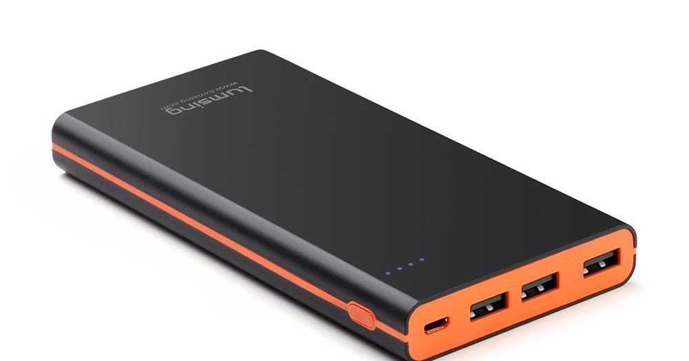 @metallman's cover photo for 'Lumsing Glory P1 Plus 15000mAh External Power Bank Review'
