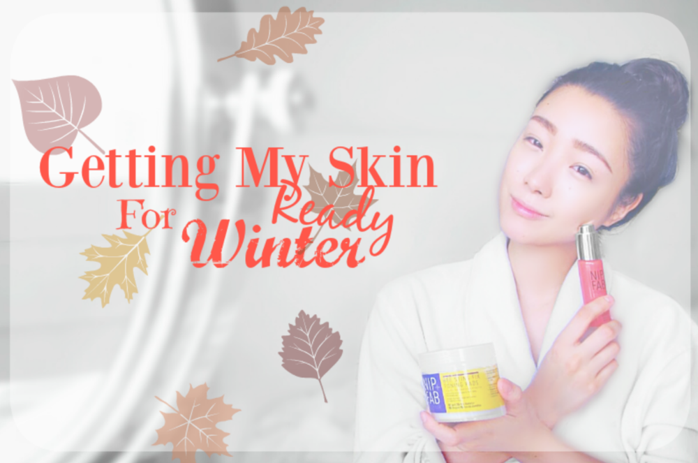 @polkad0tsbeauty's cover photo for 'Getting My Skin Ready For Winter'