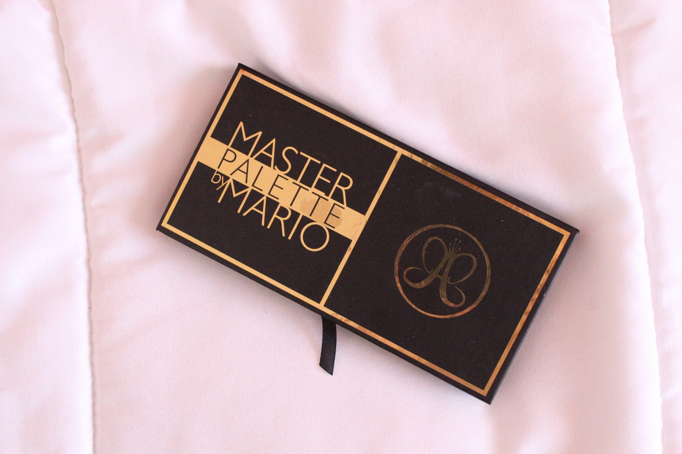 @itsnatsnicole's cover photo for 'Master Palette by Mario with @abh '