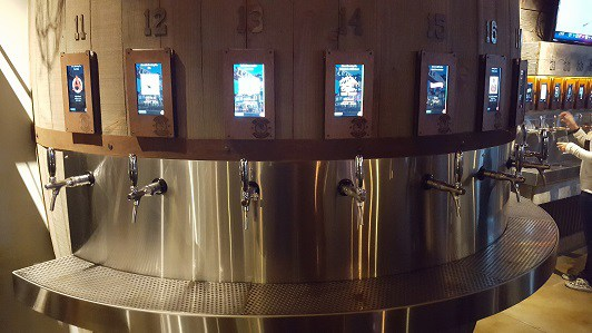 @greatbeernow's cover photo for 'Step Up to the Tap at California's Barrel Republic'