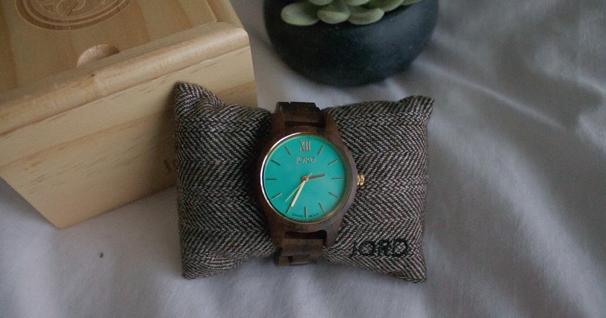 @samantha_rue's cover photo for 'Jord Wood Watches || Giveaway *Closed*'