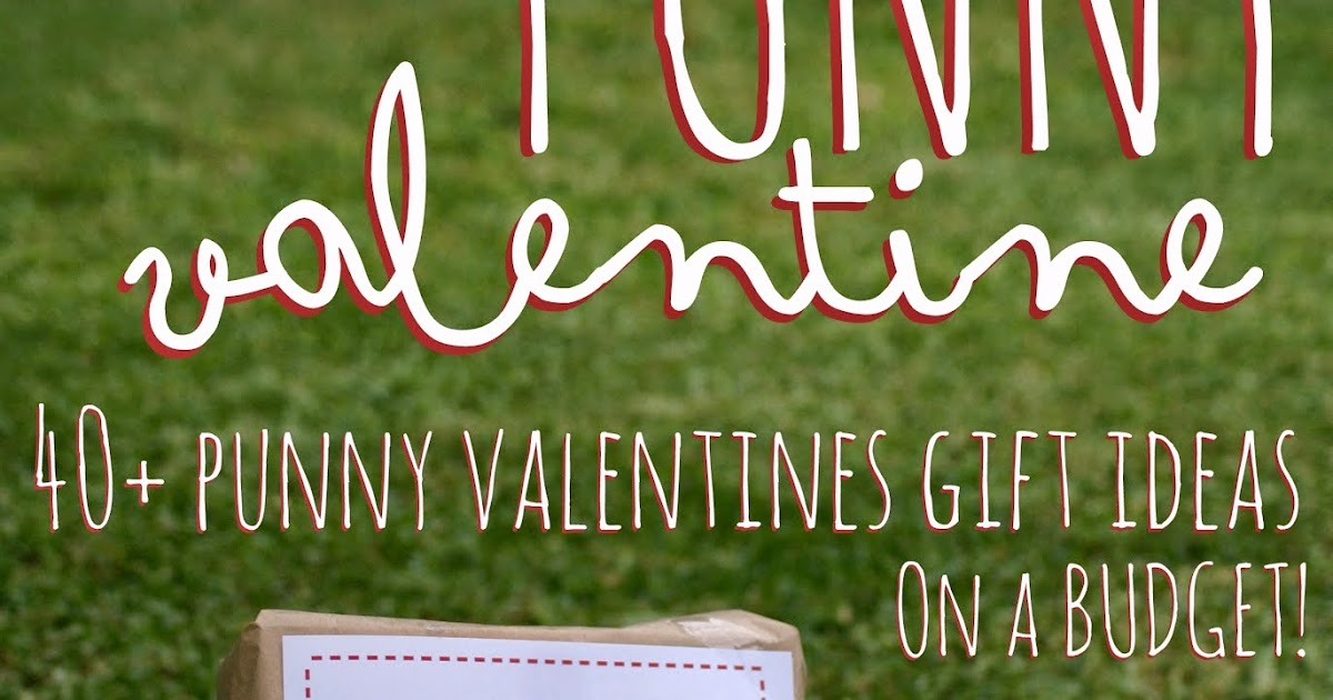 @southerninlaw's cover photo for 'My Punny Valentine: 40+ Punny Valentines Gift Ideas with FREE Printable Gift Tags!'