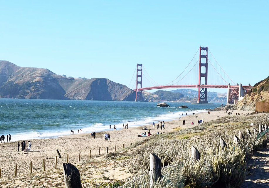 @lifeofaneventplanner's cover photo for 'Baker Beach'