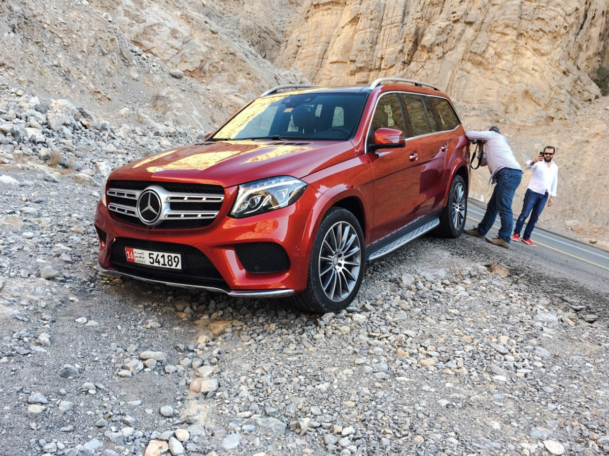 @autoscommunity's cover photo for '2016 Mercedes-Benz GLS 500: A place of refuge for visionaries'