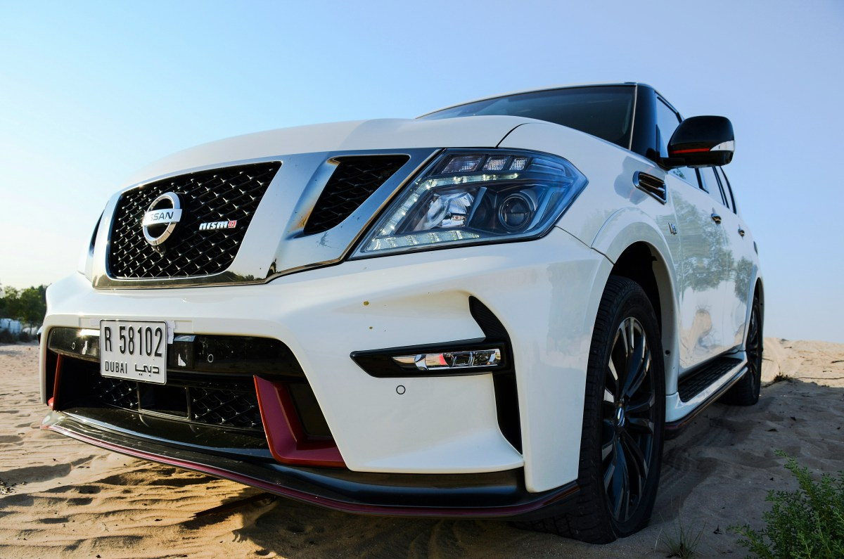 @autoscommunity's cover photo for 'Nissan Patrol Nismo: The Hero of Most Terrains'