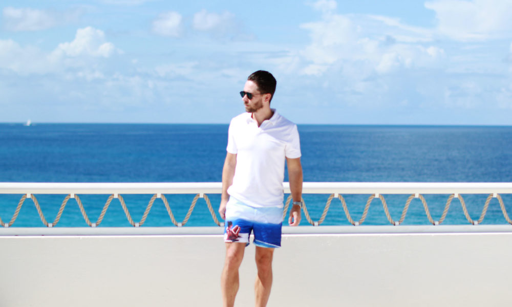 @lifetailored's cover photo for 'Best Men's Luxury Swimwear & How to Wear Them Like a Boss'