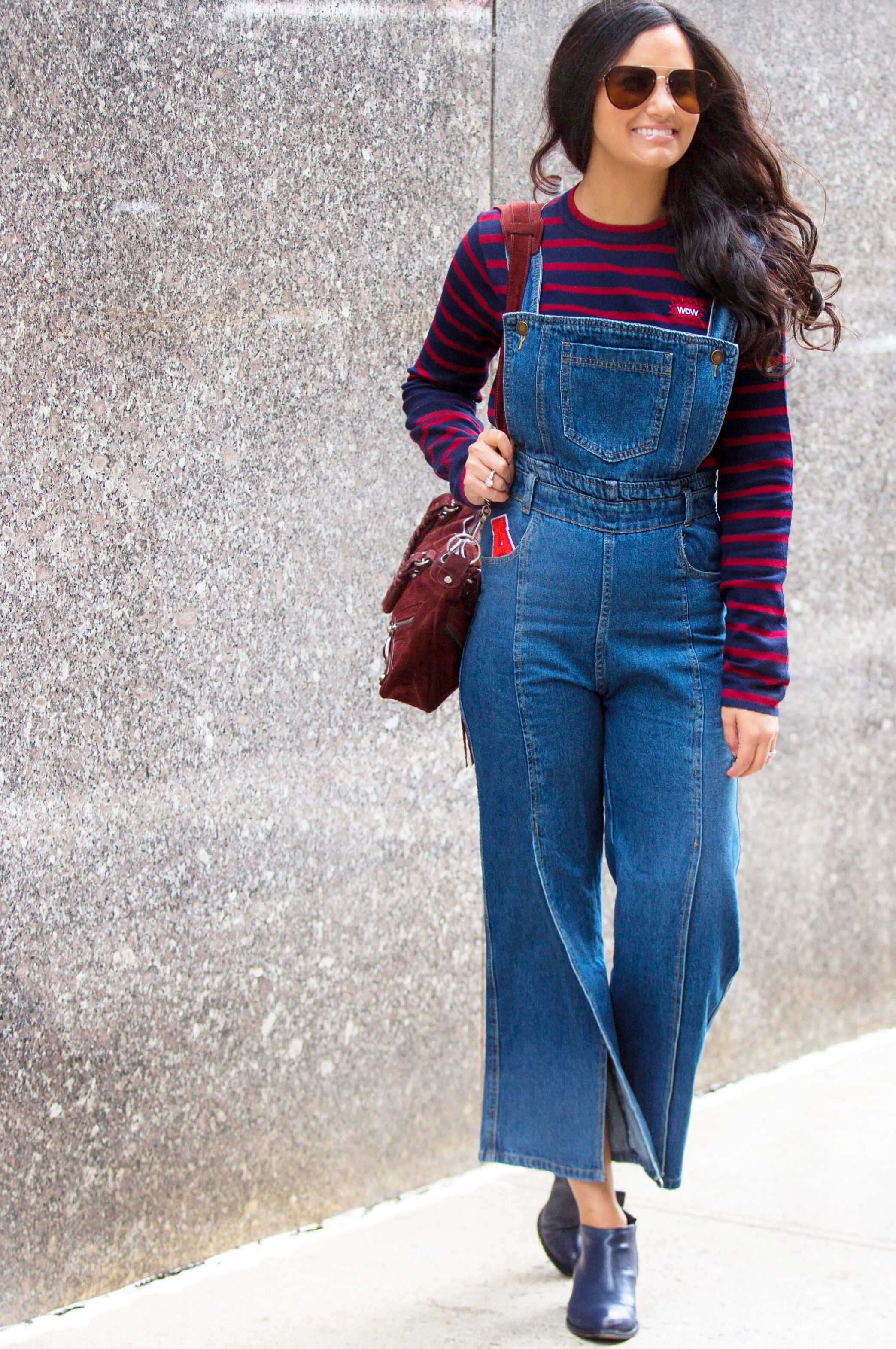 @viewfromdowntown's cover photo for 'Overall you Need these Overalls! - View from Downtown'