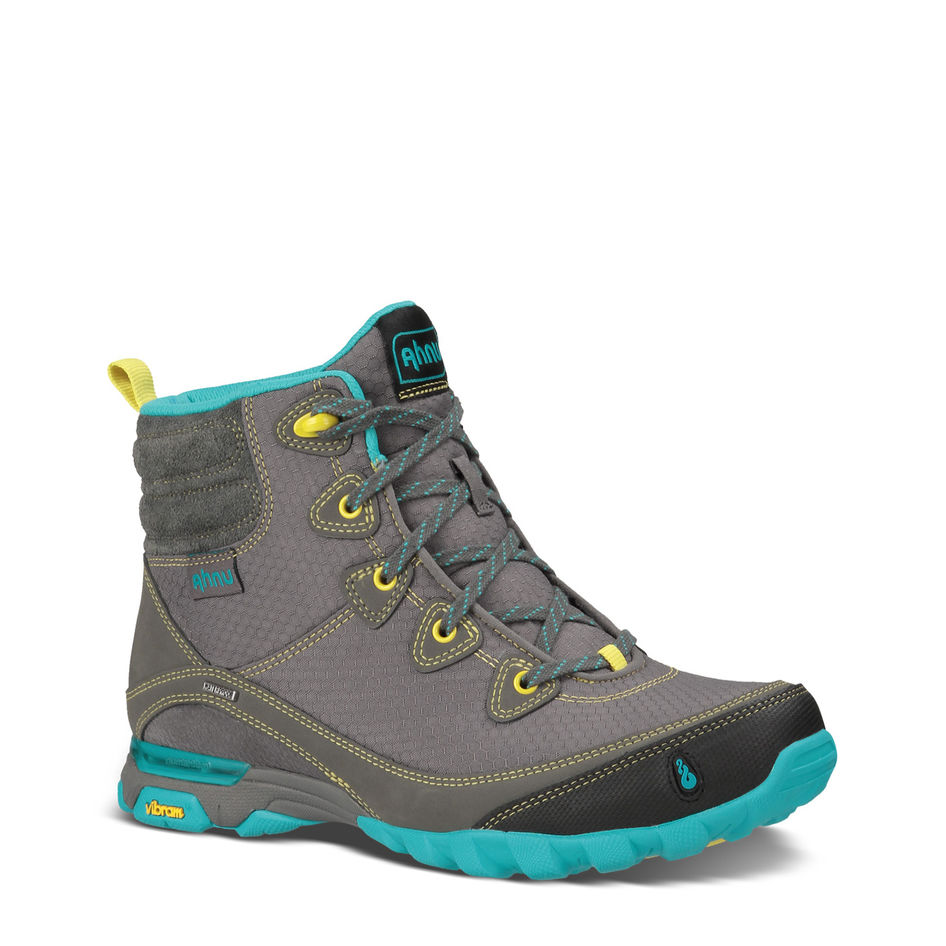 @passportperfection's cover photo for 'Ahnu Sugarpine Hiking Boots Review · Passport Perfection'