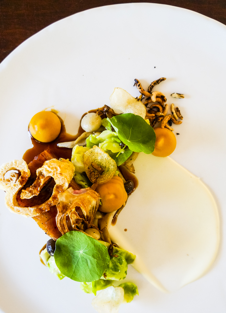 @heinstirred's cover photo for 'Winter Menu at Terroir -'