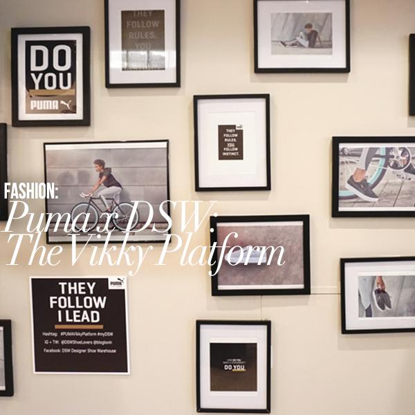 @theavecnoir's cover photo for 'PUMA X DSW: The Vikky Platform'
