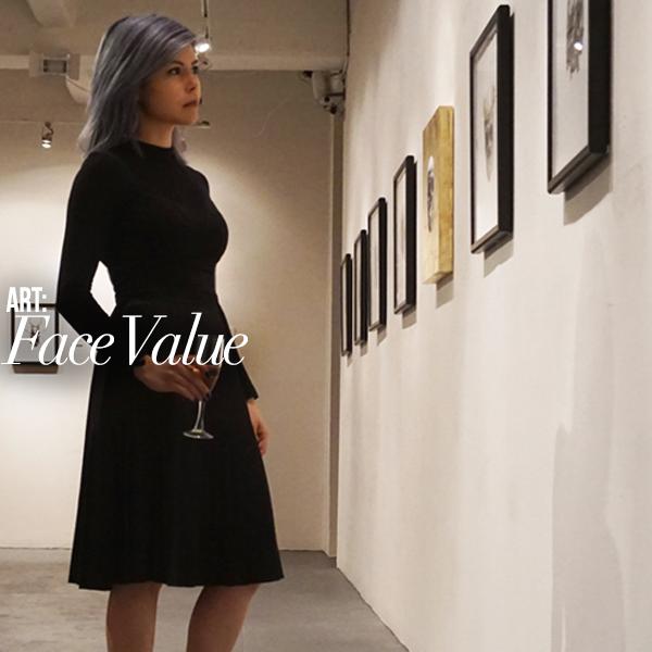 @theavecnoir's cover photo for 'Face Value x Elizabeth Waggett'
