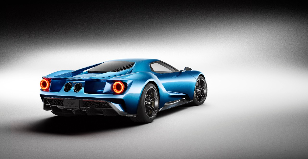 @ignitionblog's cover photo for '2016 Ford GT : The Legend Returns'