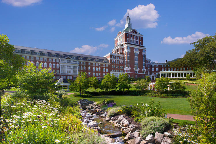 @onbetterliving's cover photo for 'The Omni Homestead Resort is the Birthplace of Southern Hospitality'