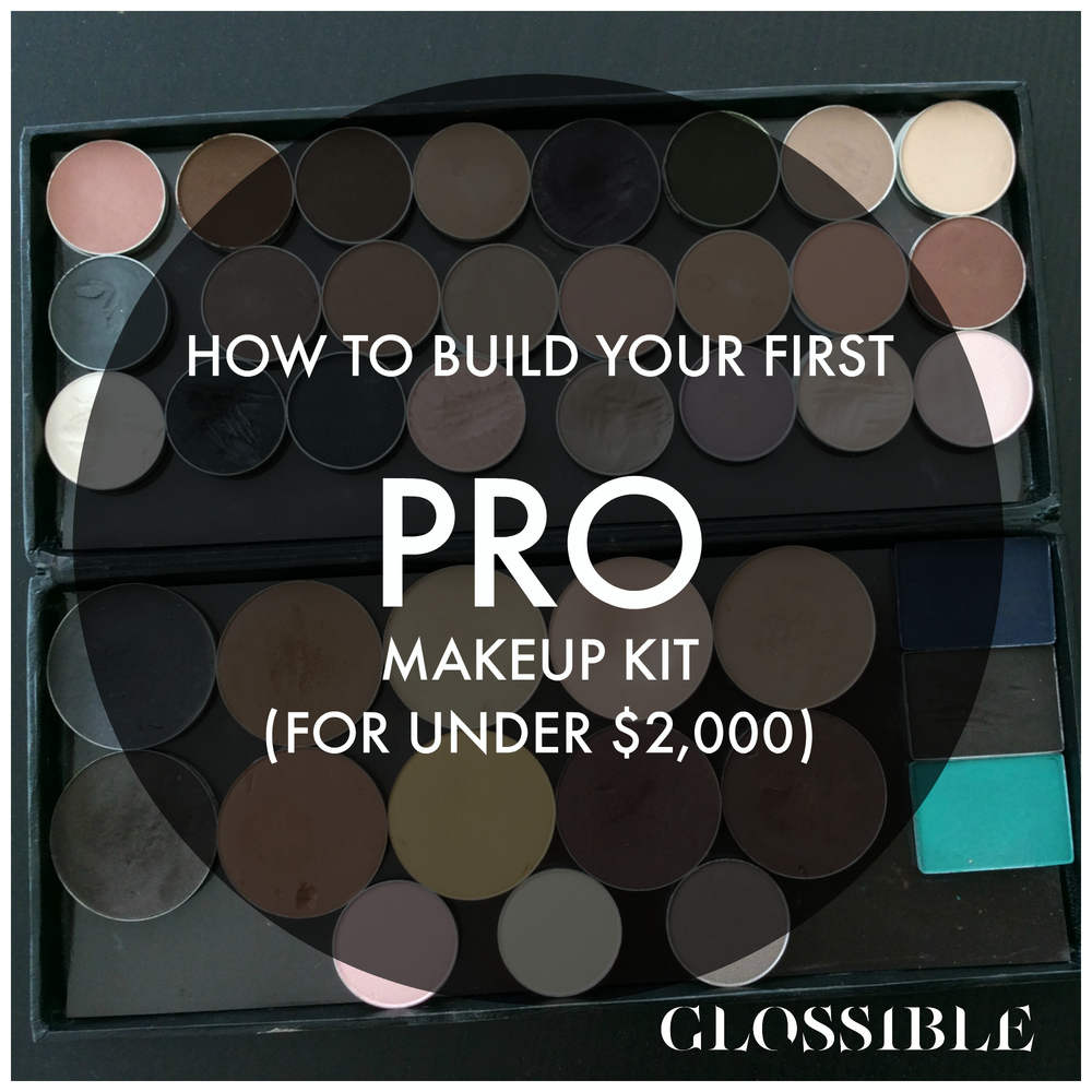@soniarosellibeauty's cover photo for 'HOW TO BUILD YOUR FIRST PRO MAKEUP KIT (FOR UNDER $2,000)'