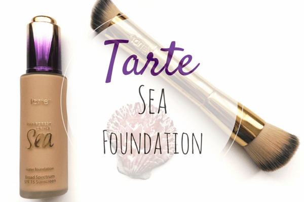 @lipstickandalittlelady's cover photo for 'Tarte's Sea Foundation'