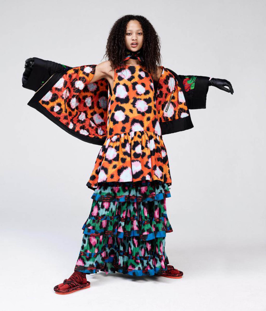 @arcstreet's cover photo for 'KENZO X HM / THE CAPSULE COLLECTION OUT NOV 3RD  - Arc Street Journal'