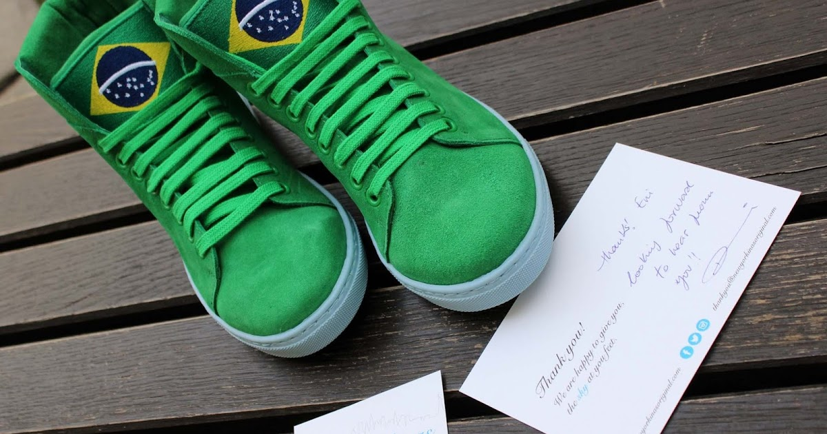 @eniwherefashion's cover photo for 'NewYorkinas Original : le sneakers 100% made in Spain'