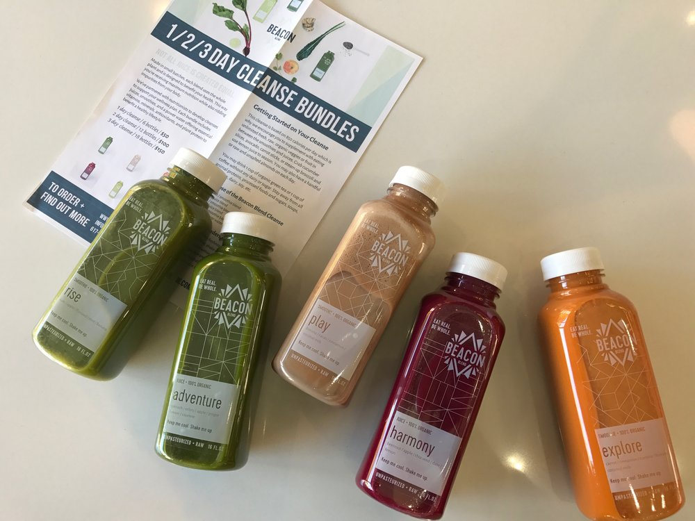 @approachingpaleo's cover photo for 'a food-based juice cleanse for all you food-lovers out there'