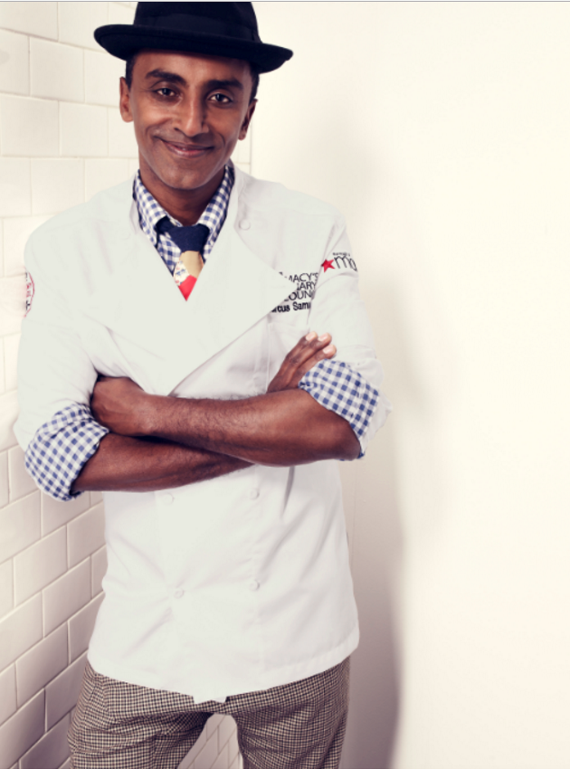 @cupcakescaviar's cover photo for 'Learn From The Master: Chef Marcus Samuelsson at Macy's!'