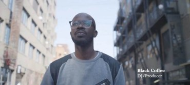 @fortresszar's cover photo for 'Sponsored  Video – Black Coffee's Human Orchestra'