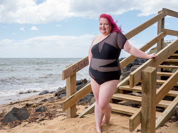 @natatree's cover photo for 'Ashley Graham's spy cozzy for Swimsuitsforall! ⋆ XL as life!'