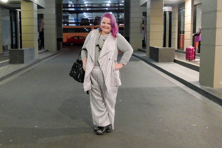 @natatree's cover photo for 'Melbourne Fashion Week Plus - Outfit of the launch Party! ⋆ XL as life!'