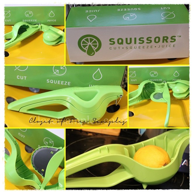 @ashybaby87's cover photo for 'Squissors - Lemon & Lime Squeezer - $24.99! #squissors #Review - Closet of Free Samples | Get FREE Samples by Mail | Free Stuff'