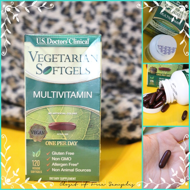 @ashybaby87's cover photo for 'U.S. Doctors' Clinical Vegan Softgel Multivitamin #takelifei'