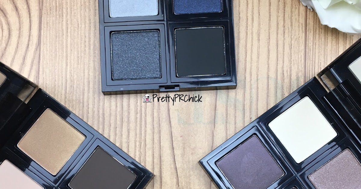 @prettyprchick's cover photo for 'The Body Shop Down to Earth Eyeshadow Quads #Swatches'