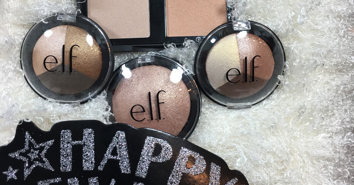 @prettyprchick's cover photo for 'January ELF Influencer Beauty Squad Box #Swatches'