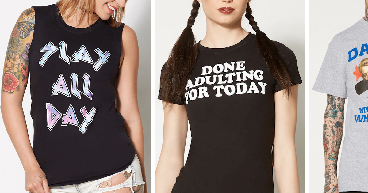 @tfln's cover photo for '16 Shirts Your Grandma Will Never Understand'