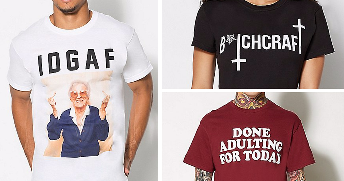 @tfln's cover photo for 'The 16 Best Tees For The Sarcastic People In Your Life'