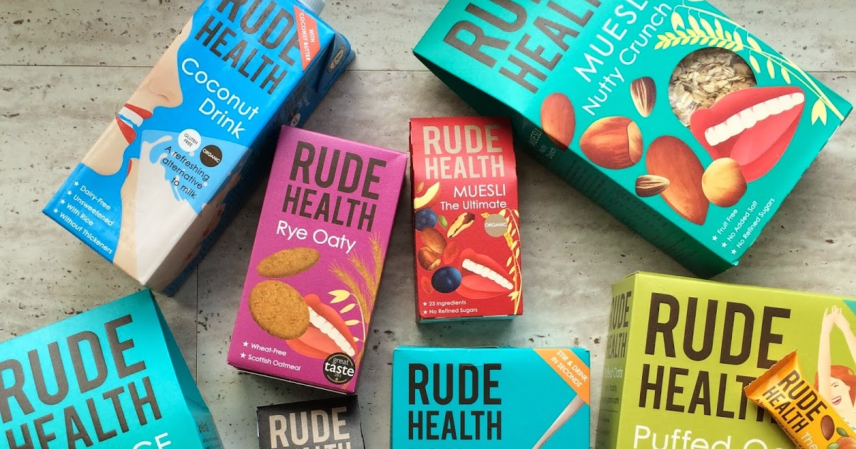 @naturallymeghan's cover photo for 'Naturally Meghan : Review: Rude Health'