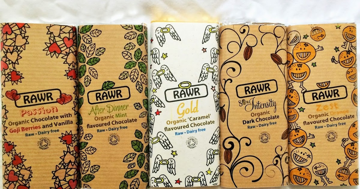 @naturallymeghan's cover photo for 'Naturally Meghan : Review: Rawr Chocolate Bars'