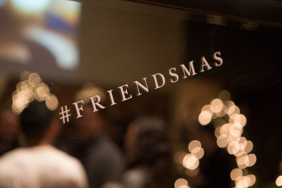 @the_next_gentleman's cover photo for 'Reflecting on Friendsmas with Jack Wills, and other holiday traditions'