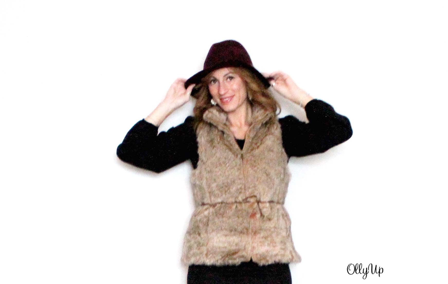 @ollyup_grazia's cover photo for 'Outift in black. Fai i conti con la tua bellezza - OllyUp fashion blog'