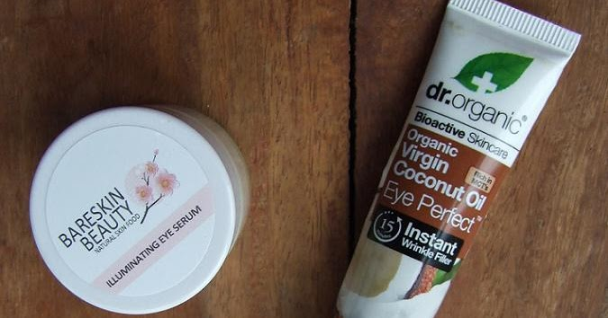 @anitadebauch's cover photo for 'Natural eye cream review: Bareskin Beauty vs Dr. Organic'